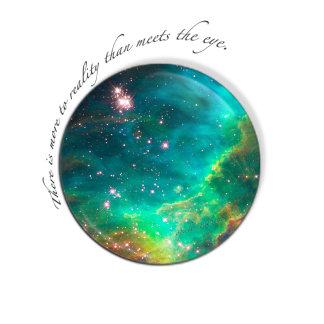 Teal Nebula
