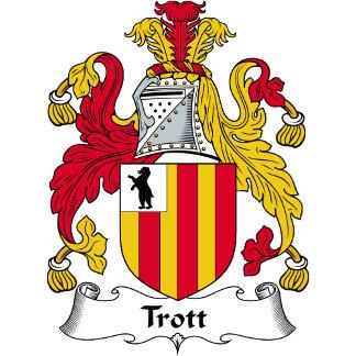 Trott Family Crest