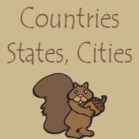 Countries/States/Cities