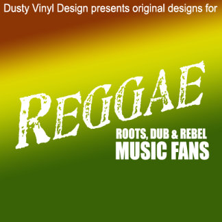 Reggae t shirts | Rebel music tshirts | Dub shirts
