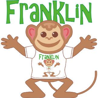 Little Monkey Franklin