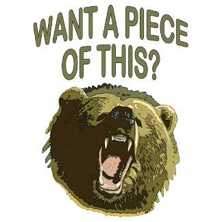 Piece of This Bear