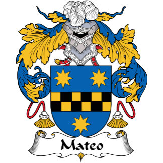 Mateo Family Crest
