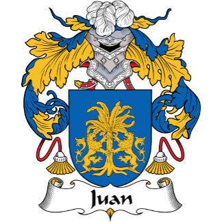 Juan Family Crest
