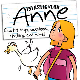 Investigator Anne Essentials