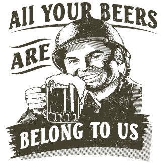 All Your Beers Are Belong To Us