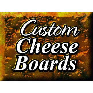 Custom Cheese Boards