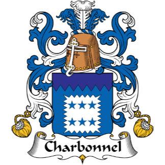 Charbonnel Family Crest