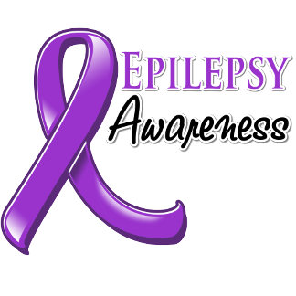 Epilepsy Awareness Ribbon