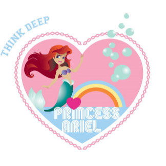 Young Ariel In Heart