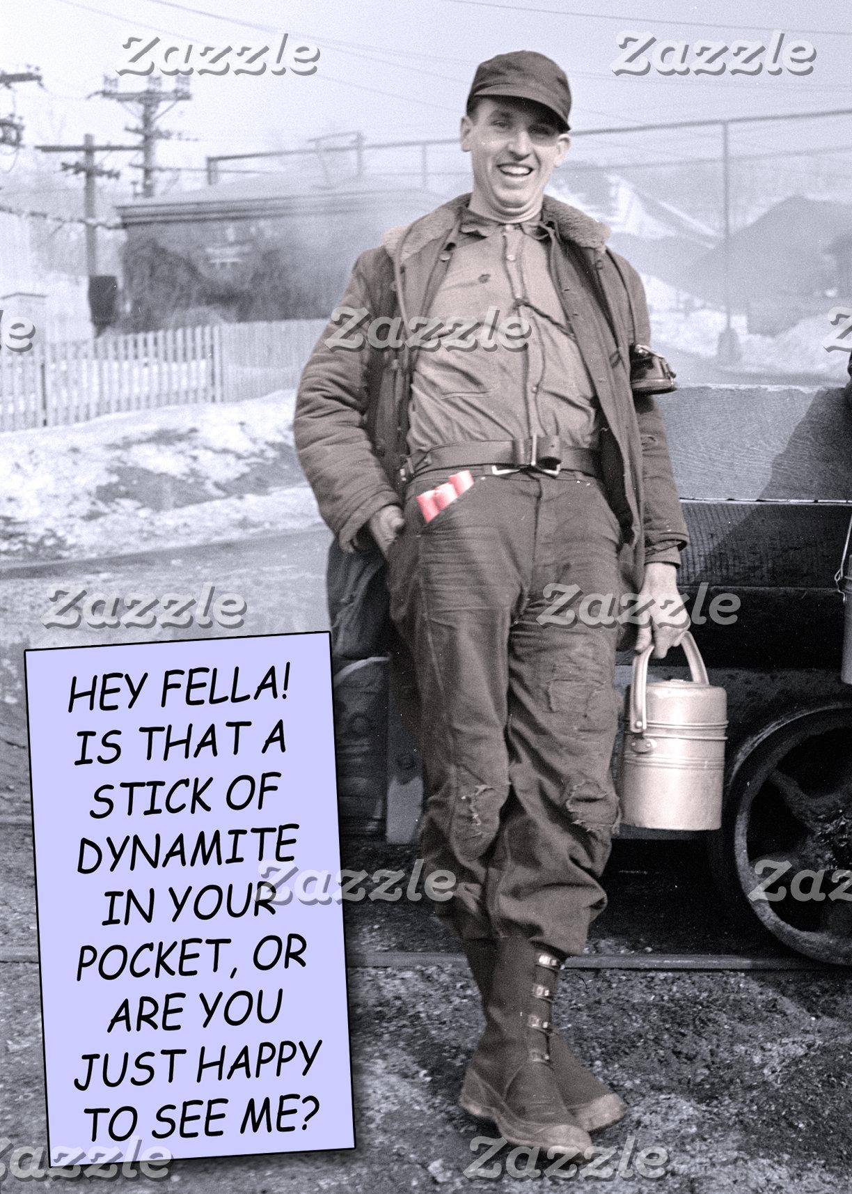 Dynamite?
