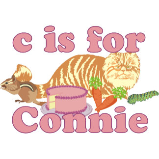 C is for Connie