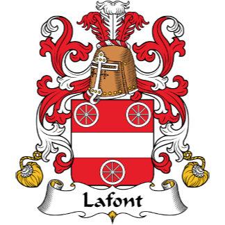 Lafont Family Crest