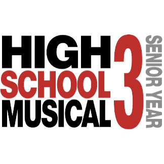 High School Musical 3: Senior Year Text