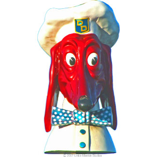 Doggie Diner Dog Head 1960
