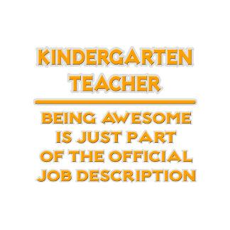 Kindergarten Teacher .. Job Description