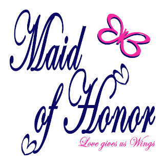 Maid of Honor/Pink