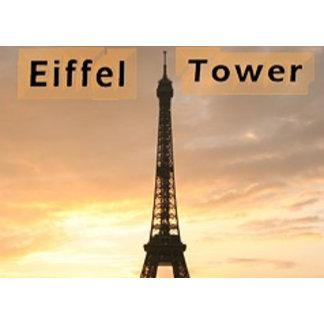 Eiffel Tower/Paris