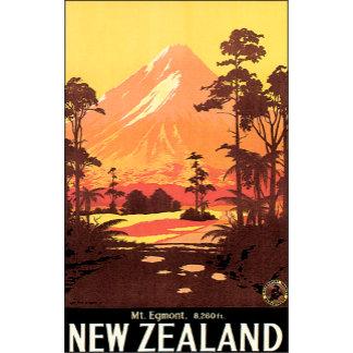 Scandinavia - New Zealand - Australia - Japan