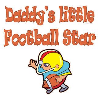 Daddys Little Football Star