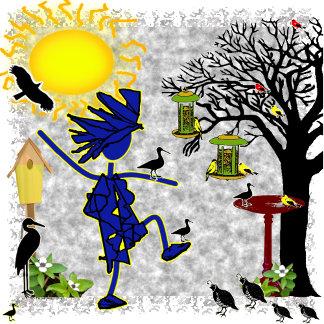 Backyard Birding - Peronalize It!