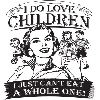 I Do Love Children
