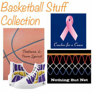 Basketball Stuff Collection
