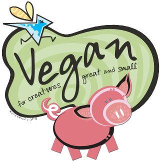 Vegan for Creatures Big & Small
