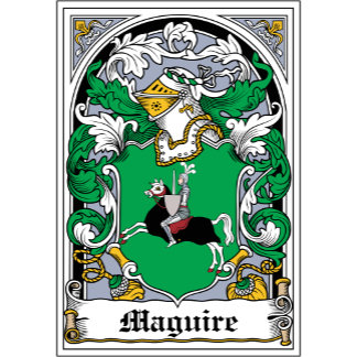 Maguire Coat of Arms