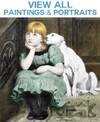 Painting and Portraits Image Gifts