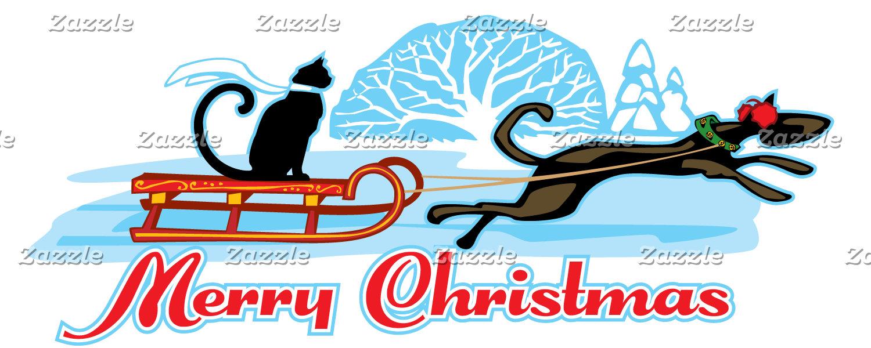 Christmas Pet Parade