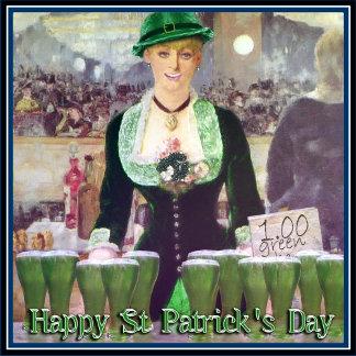 Irish Lass Bartender