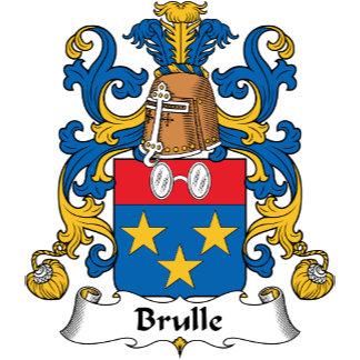 Brulle Family Crest