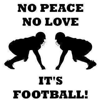 football no peace