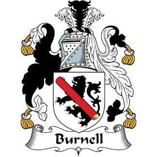 Burnell Coat of Arms