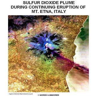 Sulfur Dioxide Plume During Continuing Eruption