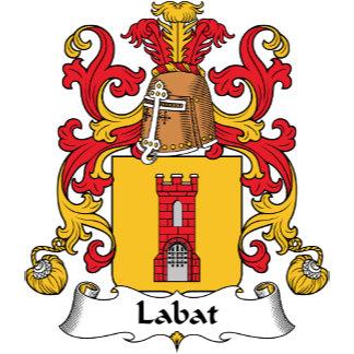 Labat Family Crest