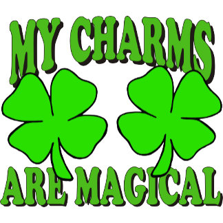 My Charms Are Magical Women's T-Shirt Gift Cards