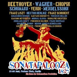 Beethoven Sonatapalooza 1827