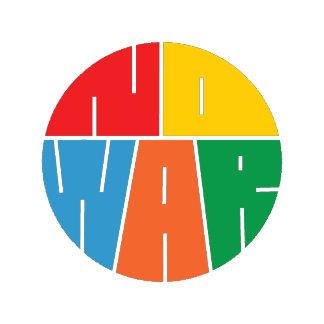 No War - Word Art