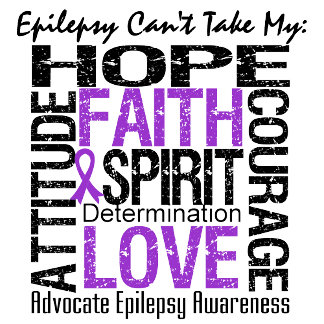 Epilepsy Can't Take My Hope