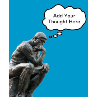 What's The Thinker Thinking?