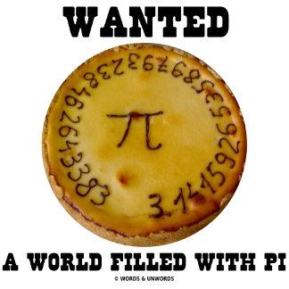 Pi (Mathematical Pi / Pie Humor)