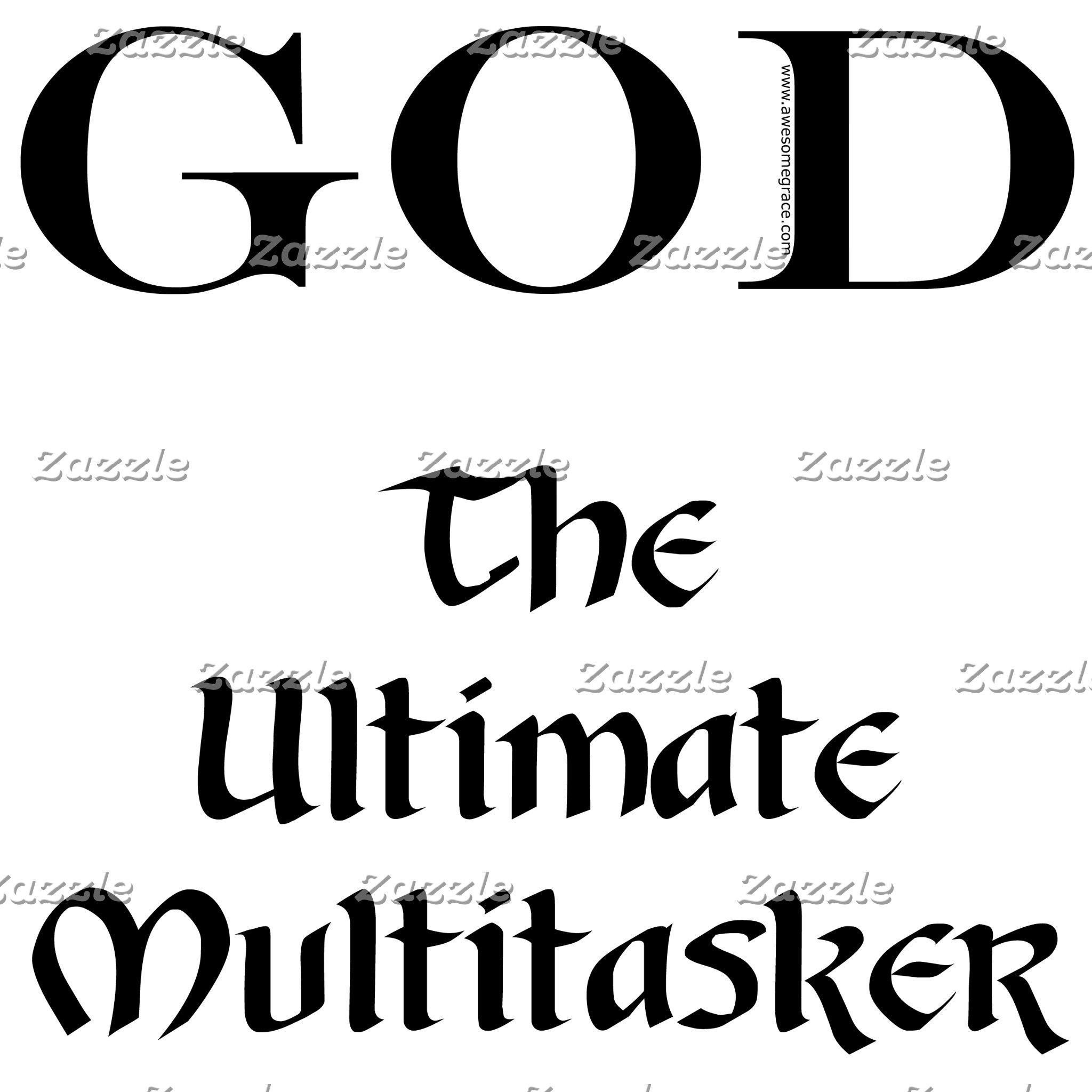 The Ultimate Multitasker