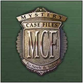 Mystery Case Files Badge
