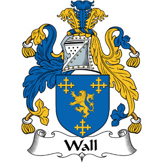 Wall Coat of Arms
