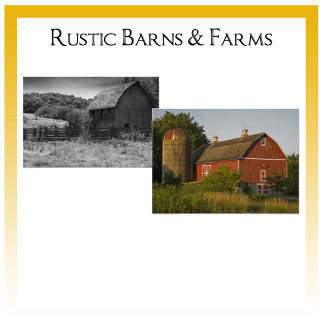 Rustic Barns and Farms
