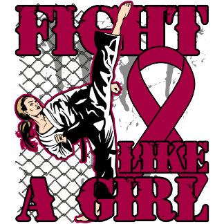 Multiple Myeloma Fight Like A Girl Kick