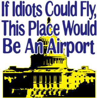 If Idiots Could Fly...