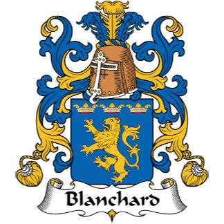 Blanchard Family Crest